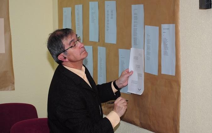 José M. Prieto - organizando materiales análisis de datos cualitativos