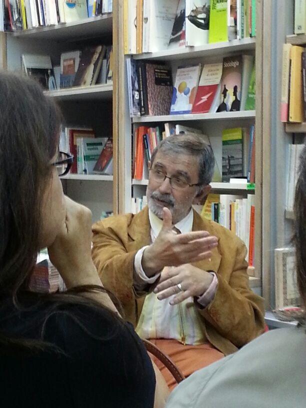 Compás de espera presentación libro en Roma 2016